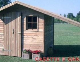 Casette – Arredo esterni